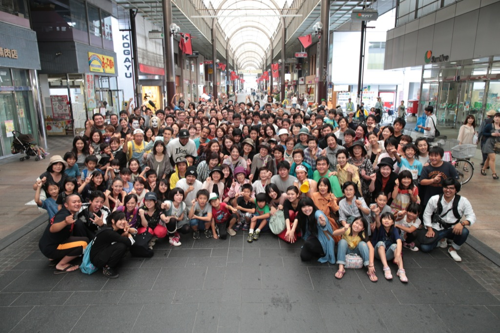 HINAMI映画第13作「世界が100人の村だったら(仮)」のオーディションを開催します